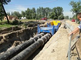 Projekty przyłączy wodno – kanalizacyjnych